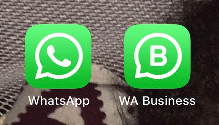 whatsapp business dan wa biasa dalam satu nomor